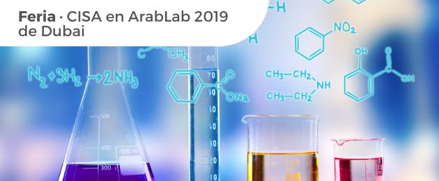 CISA en ArabLab2019 Dubai