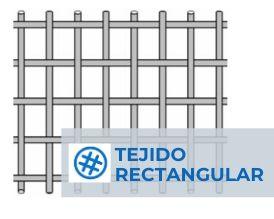 tejido rectangular cisa sieving technologies Barcelona