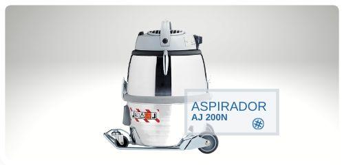 Aspirador tamizadora AJ200N